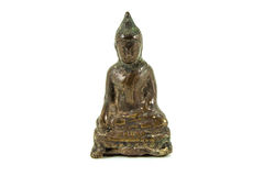Amuleto de Thai da monge e amuletos das talismãs Imagem de Stock