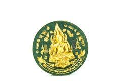 Amuleto de Thai del monje y amuletos de los talismanes Fotos de archivo libres de regalías