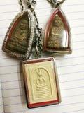 Amuleto tailandés Fotos de archivo