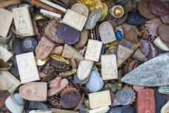 Amuletos das talismãs Fotografia de Stock Royalty Free