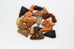 amulets Fotografía de archivo libre de regalías