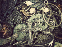 Amulets Stock Images
