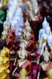 Amuletstandbeeld Boedha Stock Foto's