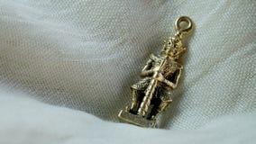 Amulette de Thao Wessuwan, de Kuvera ou de Vesavana images stock
