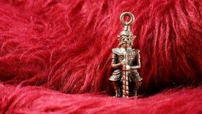 Amulette de Thao Wessuwan, de Kuvera ou de Vesavana photo stock
