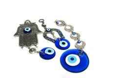 amuletter royaltyfri foto