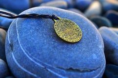 Amulettkalender av evighet royaltyfri foto