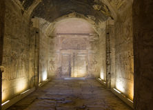 Amun Chapel, Temple of Abydos Royalty Free Stock Photos
