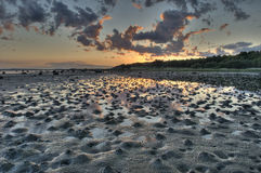 Amund Island Royalty-vrije Stock Afbeeldingen