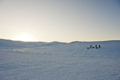 Amundsen Foto de Stock