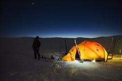 Amundsen Stockfotos