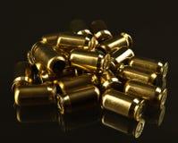 amunicja pistolet Fotografia Royalty Free