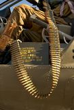 amunicja zapętlający Obraz Stock