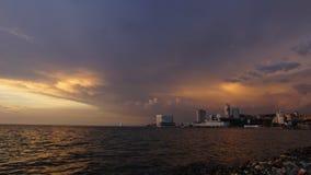 Amurskiy海湾 影视素材
