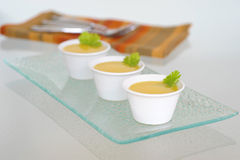 Amuse-Bouche Royalty Free Stock Image