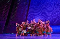 "Amuse childrenamuse children-Dance drama ""The Dream of Maritime Silk Road"". Dance drama ""The Dream of Maritime Silk Road"" centers on the plot of stock images"