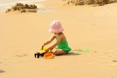 Amusement 1 de Beachtime Images libres de droits