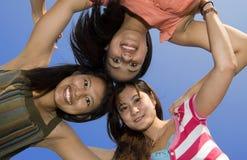Amusement au soleil Photographie stock libre de droits