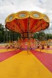 amusement carousel park Στοκ φωτογραφίες με δικαίωμα ελεύθερης χρήσης