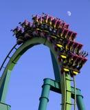 amusement coaster park roller Στοκ εικόνες με δικαίωμα ελεύθερης χρήσης