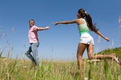 Amusement d'été Photo libre de droits