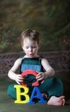 Amusement d'ABC photos stock