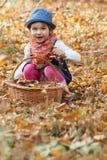 Amusement d'automne Photographie stock