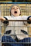 Amusement de chariot Photographie stock libre de droits