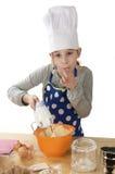 Amusement de cuisine Photo libre de droits