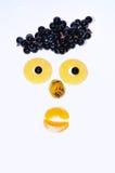 Amusement de fruit. Images libres de droits