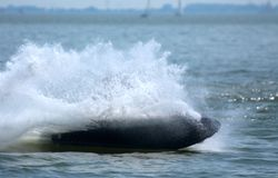 Amusement de Jetski Image stock