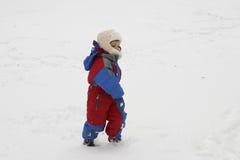 Amusement de neige Photos libres de droits