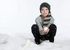 Amusement de neige images libres de droits
