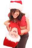 Amusement de Noël Images stock