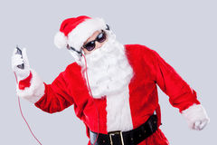 Amusement de Noël Photographie stock