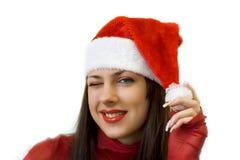 amusement de Noël Images libres de droits