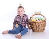 Amusement de Pâques Photographie stock