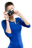Amusement de photographie. Photos stock