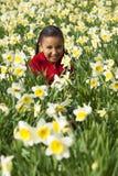 Amusement en fleurs photographie stock libre de droits