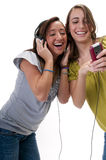 Amusement et musique Photographie stock libre de droits