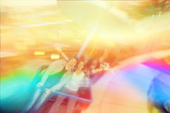 Amusement fol Image stock