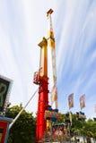 Amusement Games in Paris -France Stock Photo