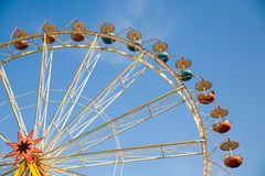 Amusement grounds Royalty Free Stock Photo