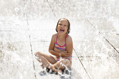 Amusement humide Photos stock