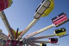 amusement park Стоковая Фотография RF