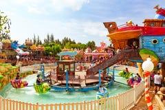 Amusement Park. Stock Photos