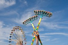 Amusement Park Stock Photography