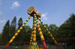 Amusement Park. Stock Photo
