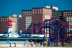 Amusement park Royalty Free Stock Photography