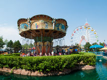 Amusement Park Royalty Free Stock Images